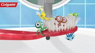 Clean Toothbrush, Prevent the Invisible Nasties | Colgate®