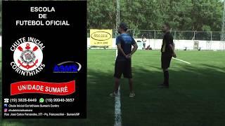 FINAL COPA AMÉRICA CHUTE INICIAL SUMARÉ CENTRO  SUB 11 PARAGUAI X ARGENTINA / BRASIL X URUGUAI