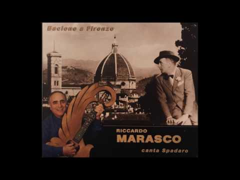 Riccardo Marasco canta Spadaro - Bacione a Firenze