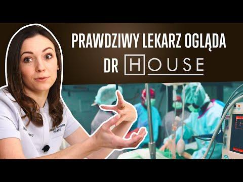 PRAWDZIWY LEKARZ Ogląda DR HOUSE