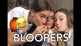 Silly bloopers