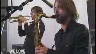 Mando Diao-Song for Aberdeen - LIVE | Rock im Park 2007
