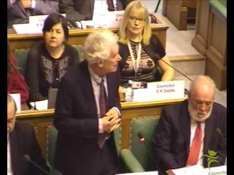 Lincolnshire County Council - Full Council Meeting - 16 December 2016 (live webcast)