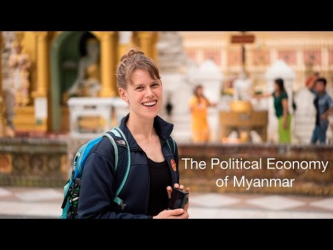 The Political Economy of Myanmar