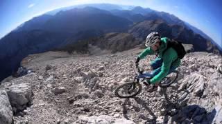 Горные велосипеды. Sunset Ride in the Karwendel(Наш канал для тех, кто привык к скорости, движению. Если отдых