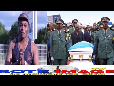 DESOUZA SANTU : Vérité Cachée Apre 18Ans Pourquoi Na Kima Congo Apre Liwa Ya DÉSIRÉ KABILA