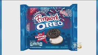 Oreo Launches New Cookie Flavor With Popping Candy Inside