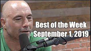 Best of the Week - September 1, 2019 - Joe Rogan Experience