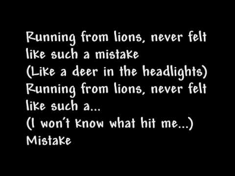 All Time Low – Running From Lions