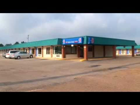 Motel 6 Columbus (Mississippi) Video Tour