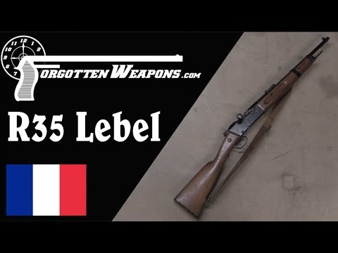 Repurposing Obsolete Rifles: The Lebel R35 Carbine