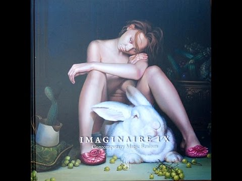 Imaginaire IX Magic Realism art book - get your own copy