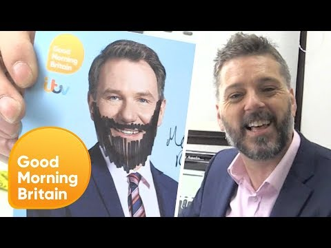 I'm A Celeb's Iain Lee Has Some Very Exciting News! | Good Morning Britain