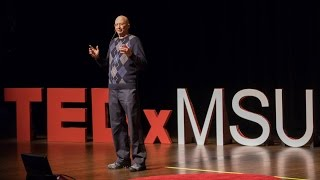 An autistic genius discusses how differences make us special | Jeffery Ford | TEDxMSU