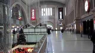 Вокзал г Лейпциг(Мне из всех железнодорожных вокзалов Европы (из которых довелось побывать) понравился Центральный ж/д вокз..., 2015-07-16T05:26:36.000Z)