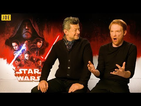Domhnall Gleeson does an AMAZING Chewbacca impression