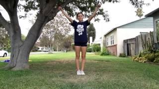 Defense cheer 8: push em back