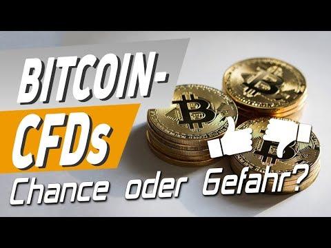 Hohe Gewinne Mit Bitcoin-CFDs? Finger Weg?
