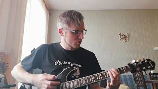 Leprous - Third Law (guitar cover)