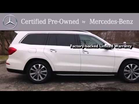 2013 Mercedes Benz GL450 Certified West Chester PA