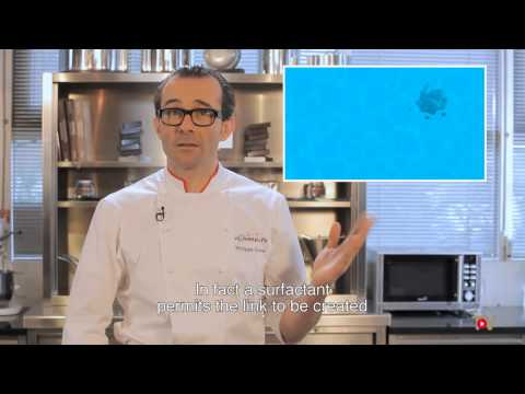 The Essentials - A technique by l'Ecole Valrhona - Emulsion