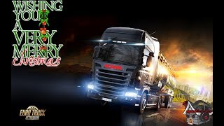 EURO TRUCK SIM ON PC AT THE MADHOUSE
