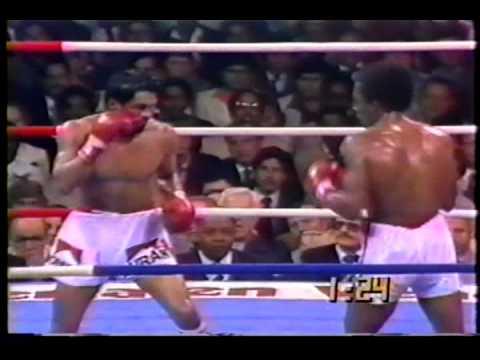 """Roberto """"Manos de Piedra"""" Duran vs Sugar Ray Leonard I (part 4)"""