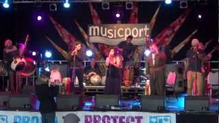 Rafiki Jazz & Friends @ Musicport 2012