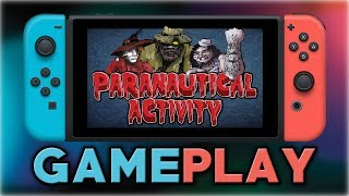 Paranautical Activity | First 12 Minutes | Nintendo Switch