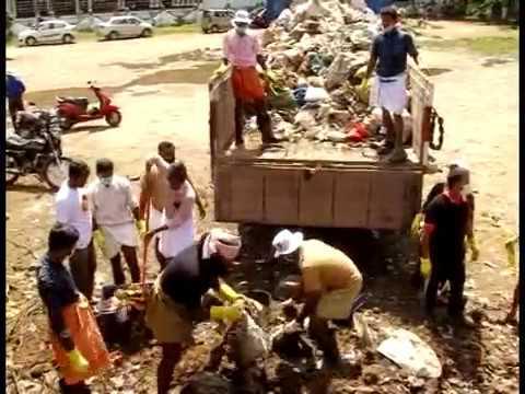 Ground Report-Kerala-Swachh Guruvayoor-Thrissur