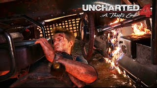 Uncharted 4 - Capítulo 11: Debaixo do nariz (Dublado em PT-BR)