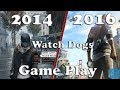 Watch Dog History And Evolution Watch Dog 1 2014 Watch Dog 2 2016