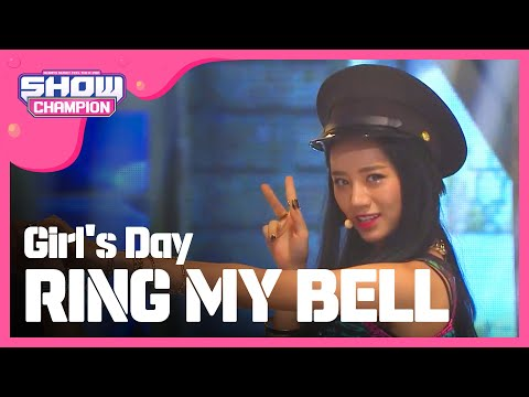 (episode-152) Girl's Day -  Ring My Bell