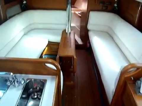 Sigma 36 for sale by Network Yacht Brokers Swansea