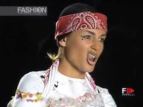 CHRISTIAN DIOR Full Show Spring Summer 2002 Paris by Fashion Channel