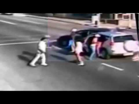 Hijacking in the Johannesburg CBD