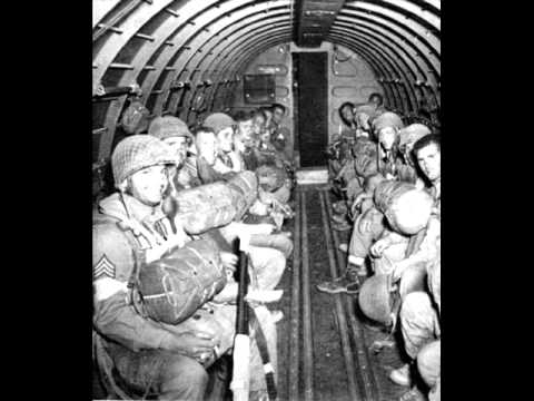 Blood on the Risers (American World War 2 Song)