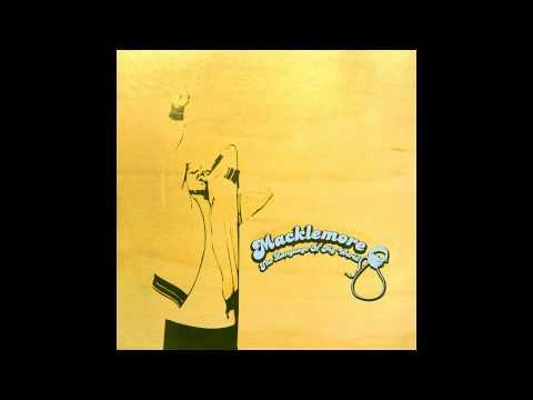 Macklemore B-boy clean