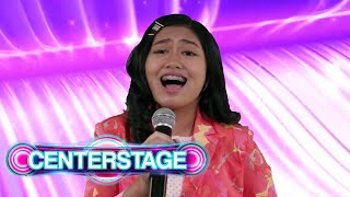 SHE DID IT AGAIN! Vianna Ricafranca is phenomenal! | Centerstage