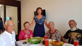 Юбилей 75 лет. День рождения мамы!