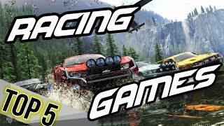 Top 5 Best Racing Games!