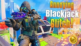 ANNOYING BLACKJACK GLITCH! (Black Ops 3 Funny Moments) other words I usually put here - MatMicMar thumbnail