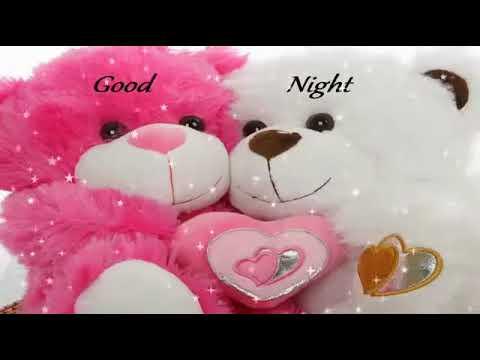 Good Night Cute Lovely Teddy Bear Wallpaper Whatsapp Status L