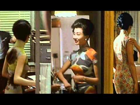 23 pcs Qipao Cheongsam dress for Maggie Cheung In The Mood for Love