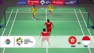 HKG v INA – Badminton Beregu Putri: Highlight Partai Kedua - Set Pertama   Asian Games 2018  1117