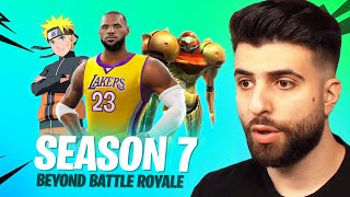 Fortnite has Leaked their PLANS for SEASON 7!