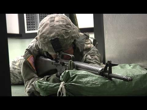 U.S. Army Africa Best Warrior Competition 2014