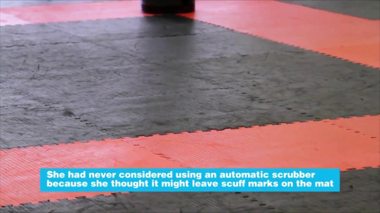 Floor Cleaner Scrubber Machine Carpet Review