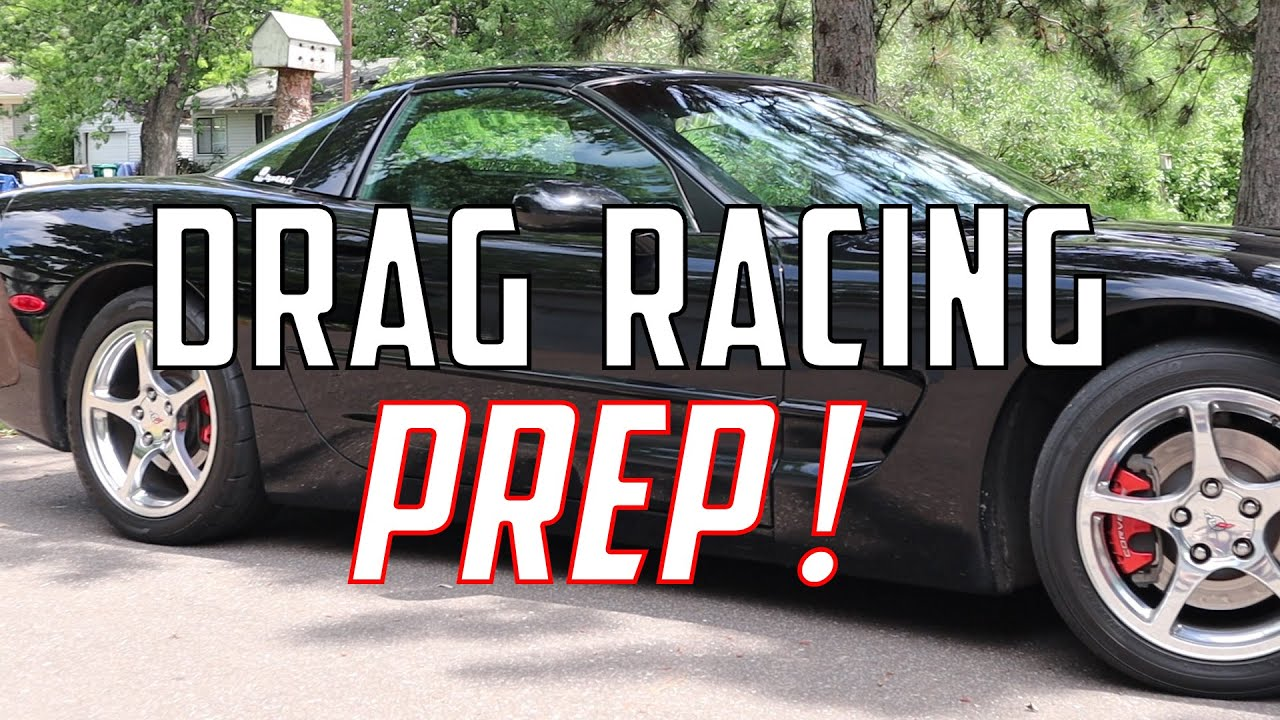 Supercharged C5 Corvette Drag Racing Prep. (Everything I do to get ready!)