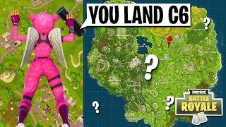 AMAZON ECHO CHOOSES WHERE WE LAND!! (Fortnite: Battle Royale Funny Moments)